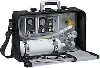 Набор для оказания первой помощи LIFE-BASE III с защитной сумкой, прикроватная держателем, с модулем MEDUMAT Standard и модулем Oxygen