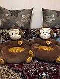 Мягкое детское кресло Лягушка,Обезьянка, фото 2