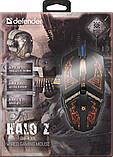 Мышь Defender Halo Z GM-430L Black, фото 3