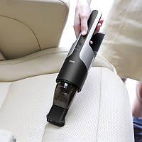 Портативный автомобильный пылесос Hoco PH16 Azure (на аккумуляторе)