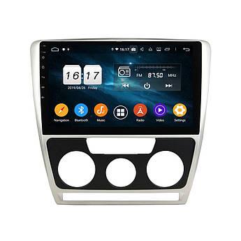 Магнітола головний Пристрій Skoda Octavia Android