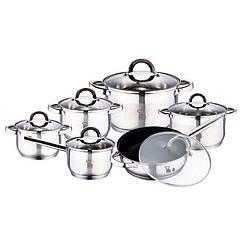Набор посуды Renberg RB-2016 - 12 пр