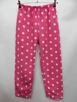Женские домашние теплые брюки флис Creald р.44-48  002GDB