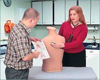 Тренажер для обучения аускультации, со SmartScope™