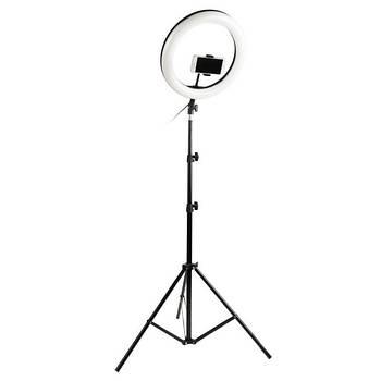 Кольцевые LED Лампы 26 см + штатив 2 метра