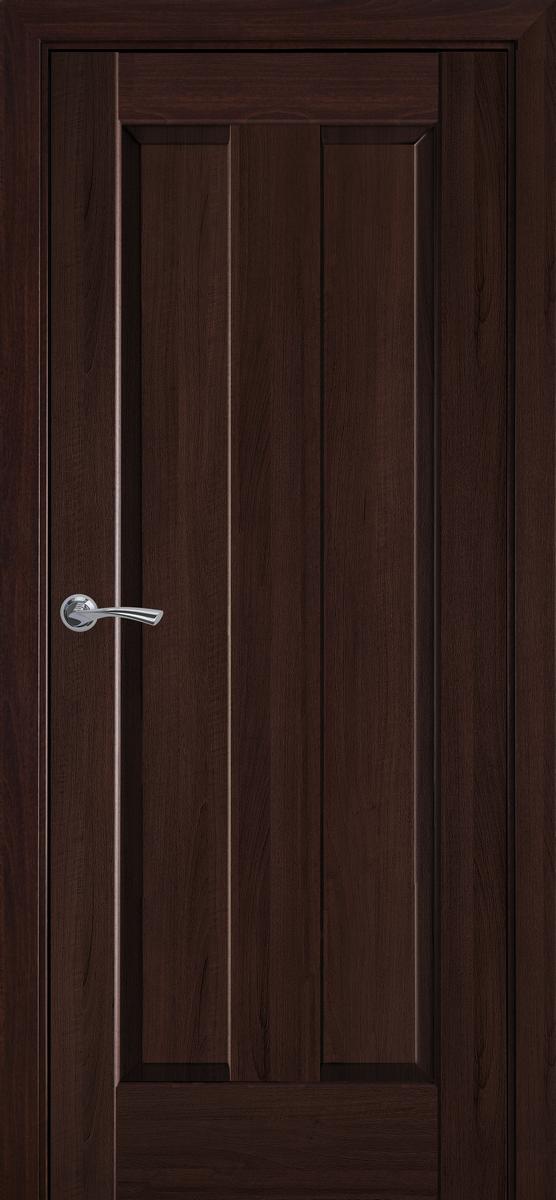 "Міжкімнатні двері ""Прем'єра"" A 900, колір каштан"
