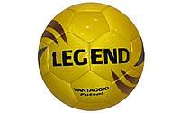 Мяч футзал №4 Клееный-PU LEGEND FB-2633-L