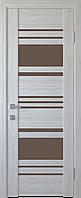 """Міжкімнатні двері """"Ніцца"""" GRF 700, колір ясен new"""