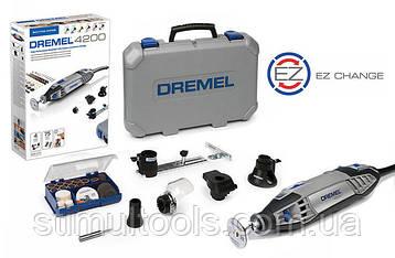 Гравірувальна машина Dremel 4200-4/75 ( 4+75 насадок )