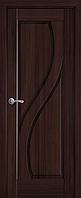"""Міжкімнатні двері """"Прима"""" A 600, колір каштан"""