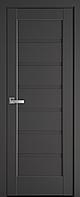 """Міжкімнатні двері """"Ліннея"""" A 600, колір антрацит"""