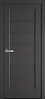 """Міжкімнатні двері """"Ліннея"""" A 800, колір антрацит"""
