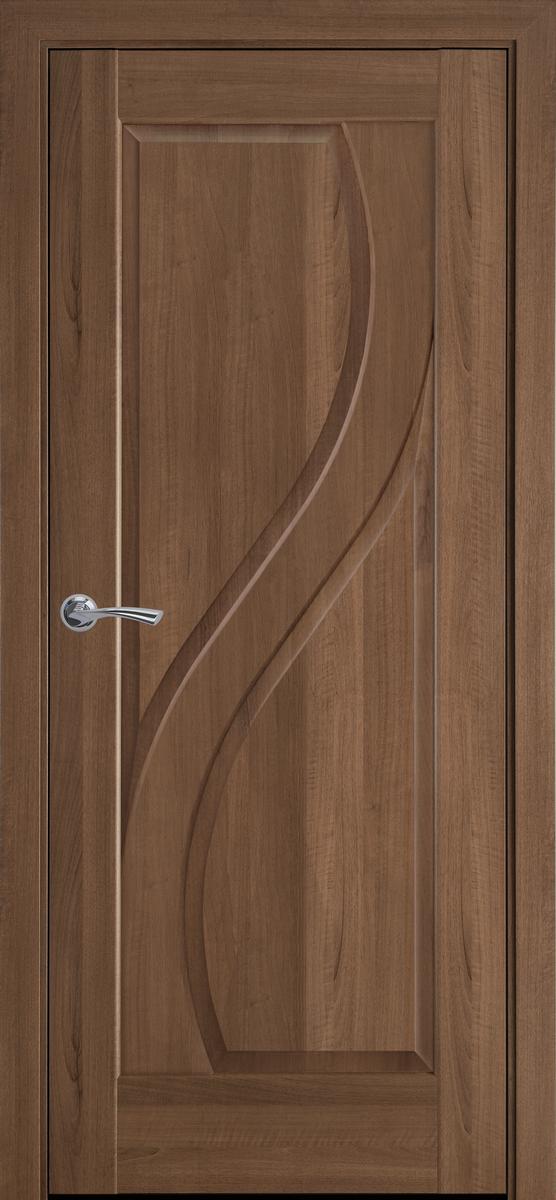 """Міжкімнатні двері """"Прима"""" A 800, колір золота вільха"""