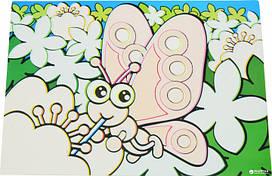 Коврик сервировочный Fissman Бабочки FS-0644 21х29 см