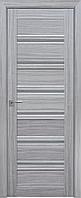 """Міжкімнатні двері """"Венеція C1"""" GRF 600, колір перлина срібна"""