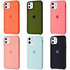 Чехол-накладка TOTO Silicone Full Protection Case Apple iPhone 12 Pro