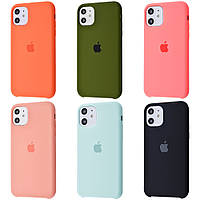 Чехол-накладка TOTO Silicone Full Protection Case Apple iPhone 12 Pro, фото 1