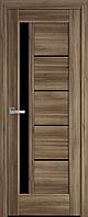 """Міжкімнатні двері """"Грета"""" BLK 600, колір золотий дуб"""