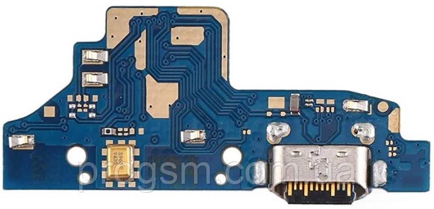 Разъем зарядки Nokia 6.2 / TA-1187 / TA-1198 / TA-1200 / TA-1201 (с платкой)