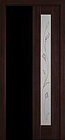 """Міжкімнатні двері """"Рада"""" G 400, колір каштан з малюнком Р3"""