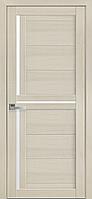 """Міжкімнатні двері """"Трініті"""" G 800, колір дуб перлинний"""