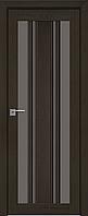 """Міжкімнатні двері """"Верона C2"""" BR 600, колір перлина кавова"""