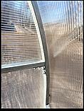 Теплиця «Титан» 3×8 з квадратної оцинкованої труби 1,5 мм з полікарбонатом Soton 6 мм, фото 6
