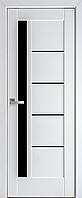 """Міжкімнатні двері """"Грета"""" BLK 600, колір білий матовий , ліві"""