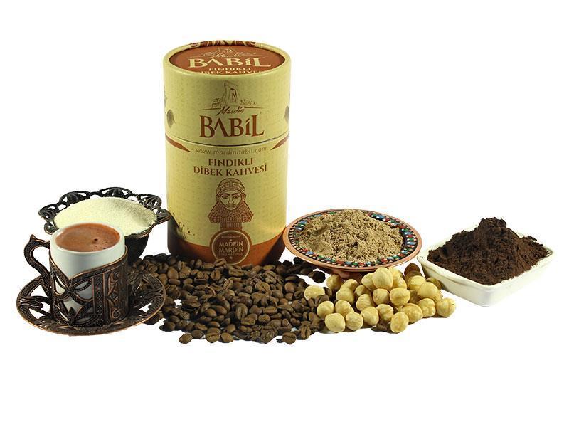 Османский кофе Mardin Babil Fındıklı Special Dibek 250 г
