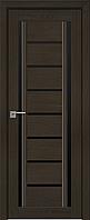 """Міжкімнатні двері """"Флоренція C2"""" BLK 700, колір перлина кавова"""