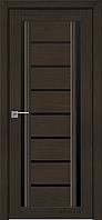 """Міжкімнатні двері """"Флоренція C2"""" BLK 800, колір перлина кавова"""