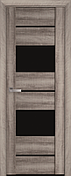 """Міжкімнатні двері """"Аскона"""" BLK 600, колір бук баварський"""