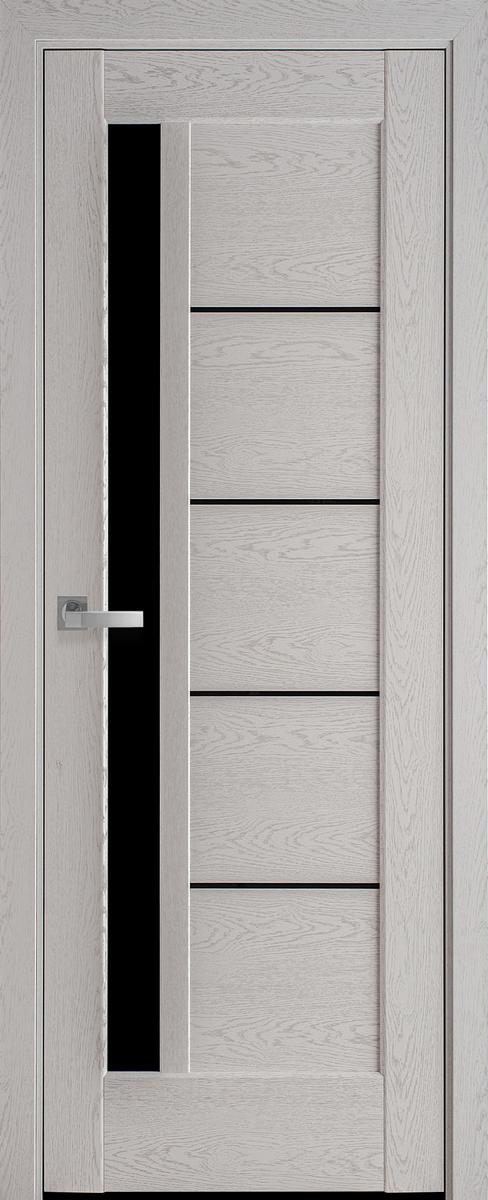 """Міжкімнатні двері """"Грета"""" BLK 700, колір патина сіра"""