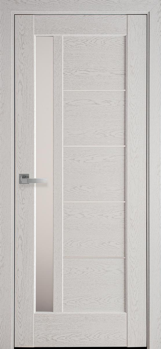 """Міжкімнатні двері """"Грета"""" G 800, колір патина сіра"""