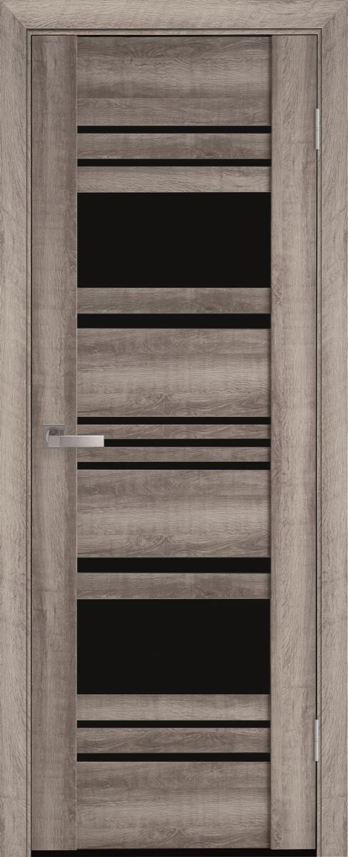 """Міжкімнатні двері """"Ніцца"""" BLK 700, колір бук баварський"""