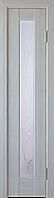 """Міжкімнатні двері """"Рада"""" G 400, колір патина з малюнком Р4"""