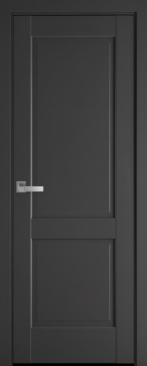 """Міжкімнатні двері """"Епіка"""" A 600, колір антрацит"""