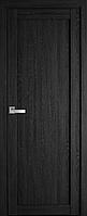 """Міжкімнатні двері """"Лейла"""" A 600, колір дуб сірий"""