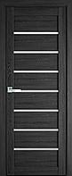 """Міжкімнатні двері """"Леона"""" G 600, колір дуб сірий"""