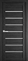 """Міжкімнатні двері """"Леона"""" G 800, колір дуб сірий"""