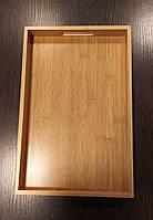 Поднос-разнос бамбуковый
