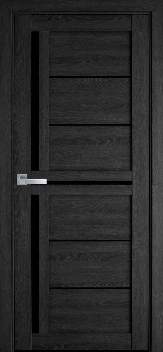 """Міжкімнатні двері """"Діана"""" BLK 900, колір дуб сірий"""