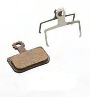 Диск.торм.колодки DS-55, semi metal, для Avid DB1