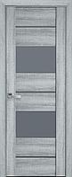 """Міжкімнатні двері """"Аскона"""" GRF 700, колір бук кашемір"""