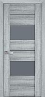 """Міжкімнатні двері """"Аскона"""" GRF 800, колір бук кашемір"""