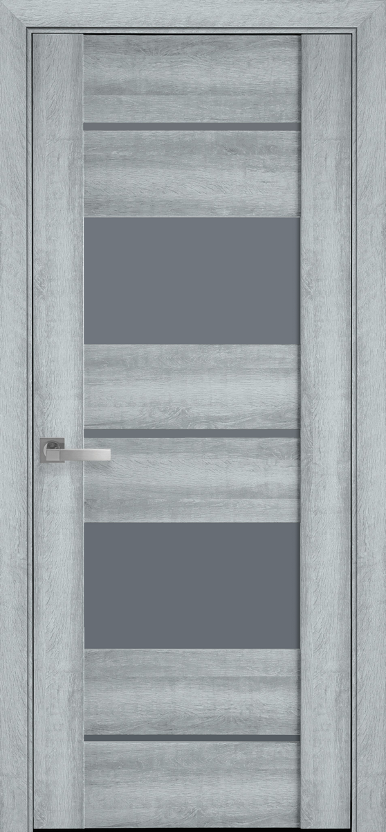 """Міжкімнатні двері """"Аскона"""" GRF 900, колір бук кашемір"""