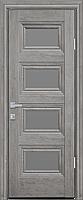 """Міжкімнатні двері """"Тесса"""" GRF 700, колір горіх скандинавський"""