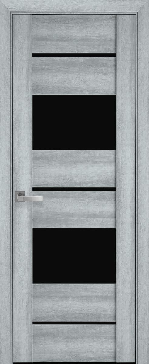 """Міжкімнатні двері """"Аскона"""" BLK 600, колір бук кашемір"""