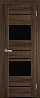 """Міжкімнатні двері """"Аскона"""" BLK 600, колір бук табачний"""