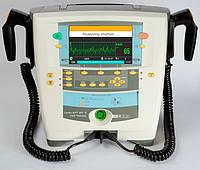 Дефибриллятор - монитор CARDIO-AID 360В с многократными электродами + термопринтер + модуль управления ритма + пульсоксиметр + модуль для измерения